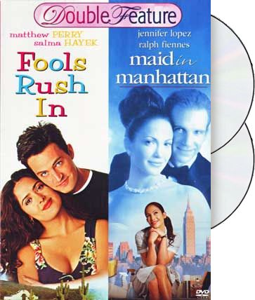 Fools Rush In / Maid in Manhattan (Widescreen)