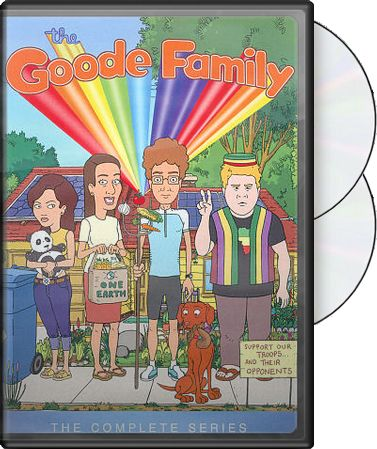 The Goode Family - The Complete Series (2-DVD)