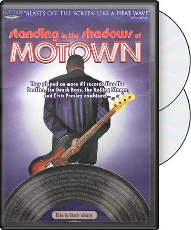 Standing in the Shadows of Motown (2-DVD)