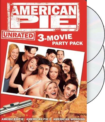 American Pie: 3-Movie Party Pack (Unrated)