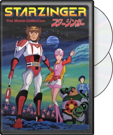Starzinger: The Movie Collection (2-DVD)