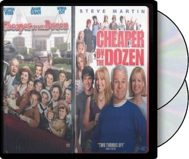 Cheaper by the Dozen (2003) / Cheaper by the