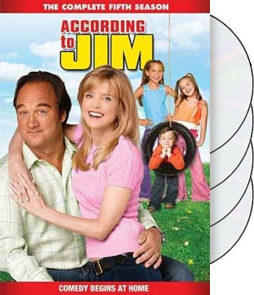 According to Jim - Season 5 (4-DVD)