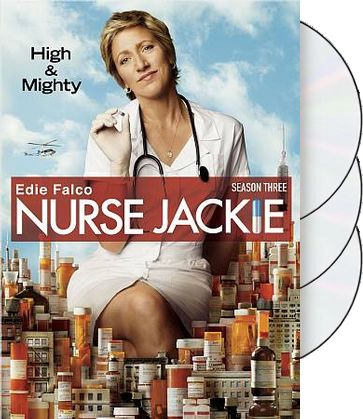 Nurse Jackie - Season 3 (3-DVD)