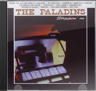The Paladins Slippin' In