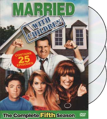 Married... With Children - Season 5 (3-DVD)