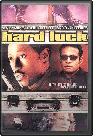 Hard Luck (Widescreen) (Lenticular Case)