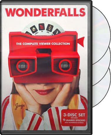 Wonderfalls - Complete Series (3-DVD) [Limited
