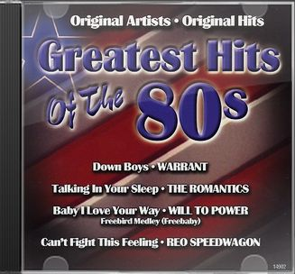 Greatest Hits of the 80s, Volume 2