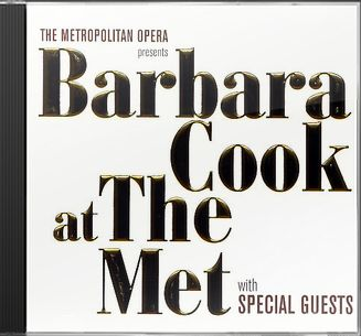 Barbara Cook at the Met with Special Guests (Live)