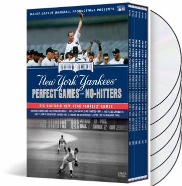 New York Yankees: Perfect Games & No-Hitters