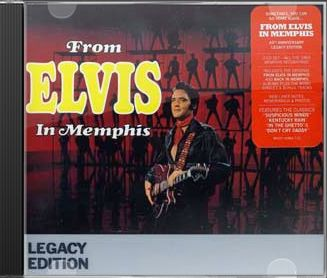 From Elvis in Memphis [Legacy Edition] (2-CD)