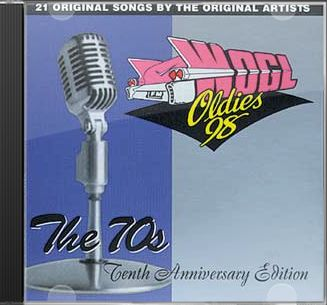 WOGL Oldies 98.1FM - The 70's - Tenth Anniversary