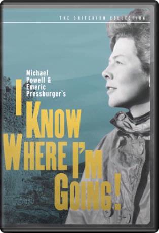I Know Where I'm Going! (Criterion Collection)