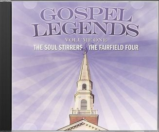 Gospel Legends, Volume 1 (2-CD)