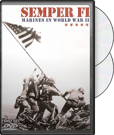 Semper-Fi: The US Marines in WWII - Volumes 1 & 2