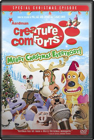 Creature Comforts - Merry Christmas Everybody!