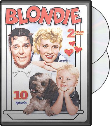 Blondie, Volumes 1 & 2: 10-Episode Collection