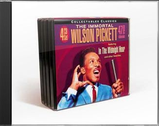 The Very Best Of Wilson Pickett (4-CD Bundle Pack)