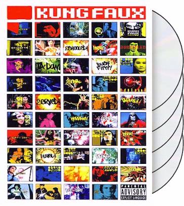 Kung Faux - Boxed Set (5-DVD)