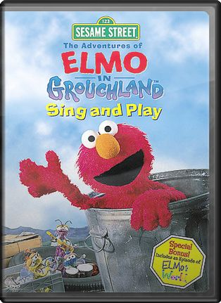 The Adventures of Elmo in Grouchland: Sing and