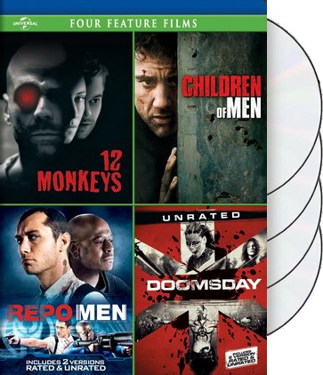 12 Monkeys / Children of Men / Repo Men /