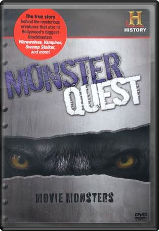 History Channel: Monster Quest - Movie Monsters
