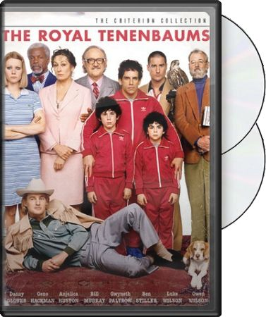 The Royal Tenenbaums (Criterion Collection) (2-DVD) (2001 ...