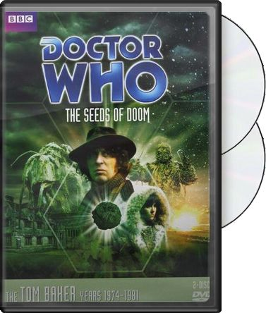 #085: The Seeds of Doom (2-DVD)