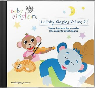 Lullaby Classics, Volume 2: A Concert For Little