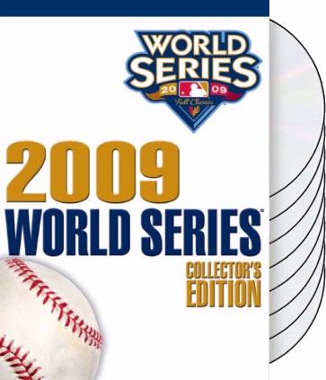 2009 World Series (Collector's Edition) (8-DVD)