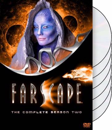Farscape - Complete Season 2 (6-DVD)