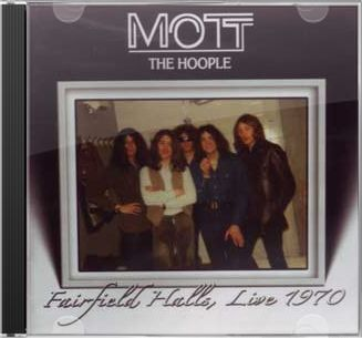 Fairfield Halls, Live 1970 (Import/Bonus Tracks)