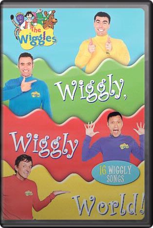 The WigglesWiggly, Wiggly World