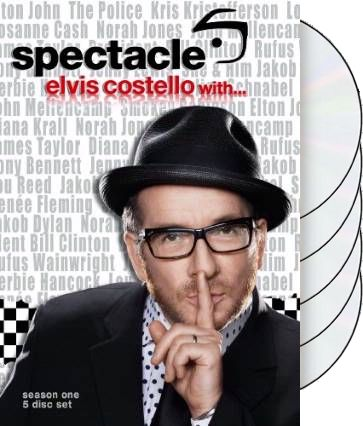 Spectacle: Elvis Costello With... - Season 1