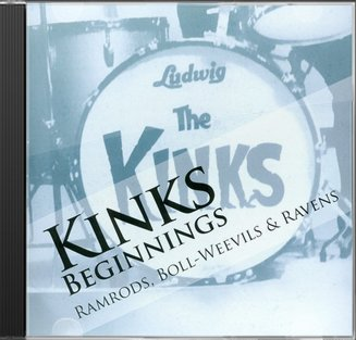 The Kinks Beginnings, Volume 1: Ramrods,