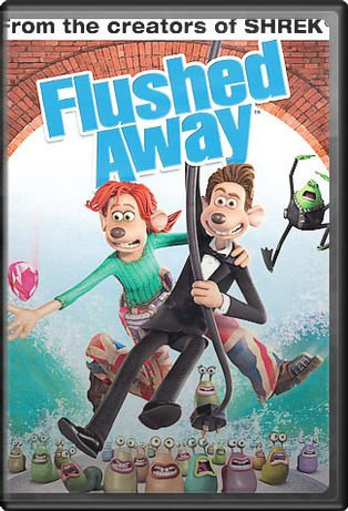 Flushed Away (Full Frame)