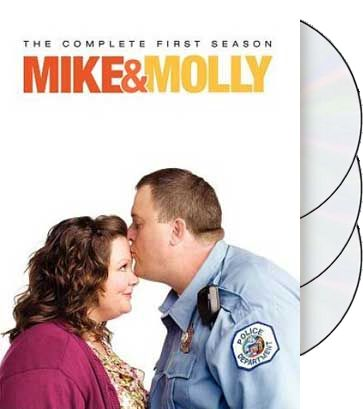 Mike & Molly - Complete 1st Season (3-DVD)