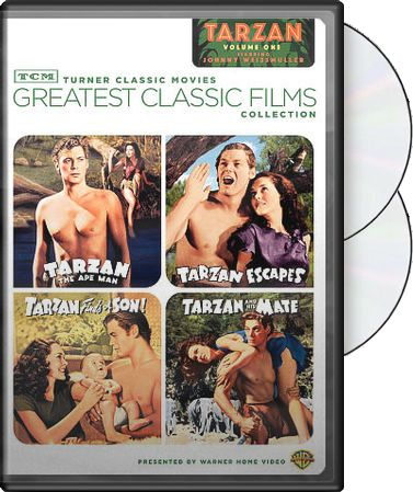 TCM Greatest Classic Films Collection - Tarzan,