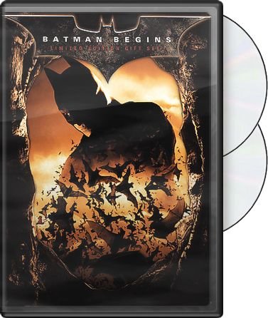 Batman Begins (Limited Edition Gift Set)