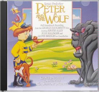 Prokofiev: Peter and the Wolf [Full Soundtrack