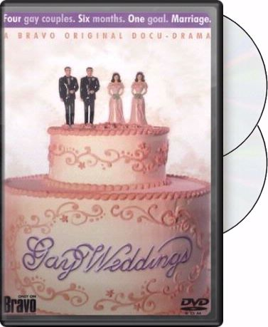 Gay Wedding - BRAVO Original Docu-Drama (2-DVD)