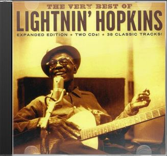 The Very Best Of Lightnin Hopkins [Expanded