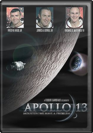 Apollo 13: Houston - We Have A Problem