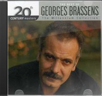 The Best of Georges Brassens - 20th Century