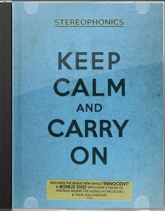 Keep Calm and Carry On [CD / DVD] (2-CD)