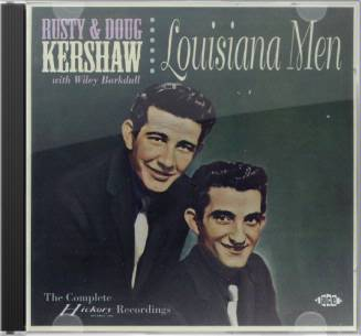Louisiana Men - The Complete Hickory Recordings