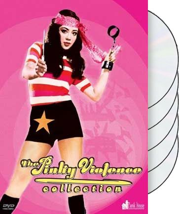 The Pinky Violence Collection (Deliquent Girl