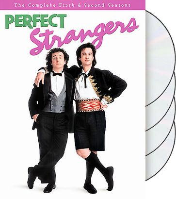Perfect Strangers - Complete 1st & 2nd Seasons