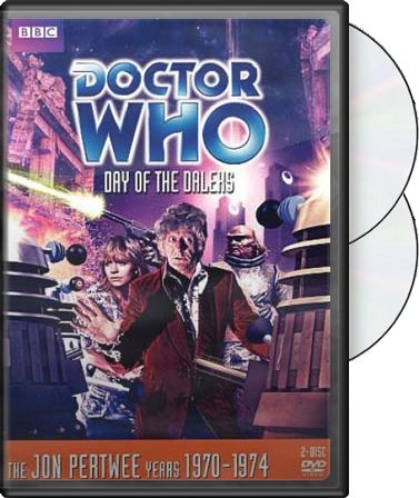 #060: Day of the Daleks (2-DVD)